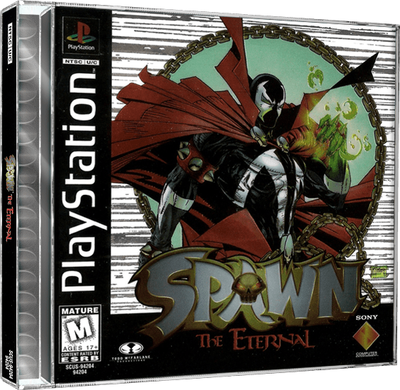 Spawn The Eternal Details Launchbox Games Database