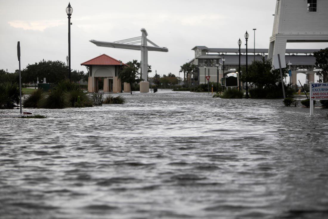 En fotos: el huracán Ida impacta con vientos de categoría 4 | Mundo | La Voz del Interior