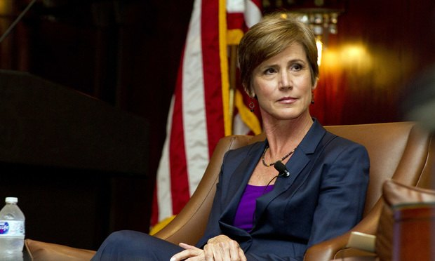 Sally Yates Defends Flynn Investigation, Faces Backlash From Republicans