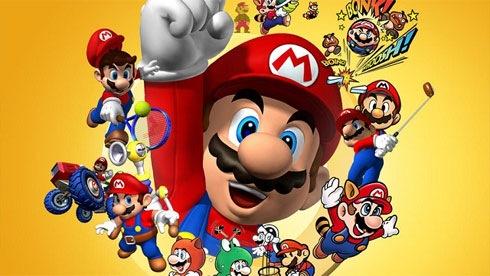 Mario Family
