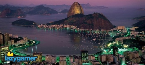 Grand Theft Auto Brazil - not a real game, but Real Life 2