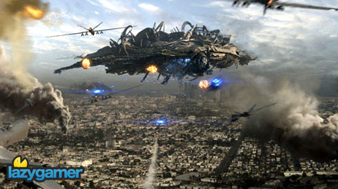 Battle: LA debut gameplay trailer 2