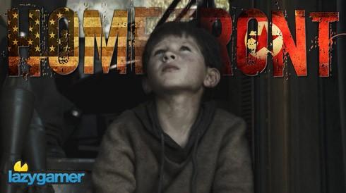 Live-action Homefront teaser trailer 2