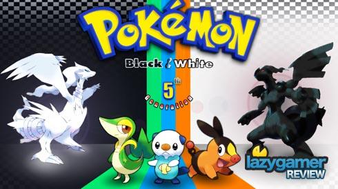 Pokemon Black & White Review - A new beginning 6