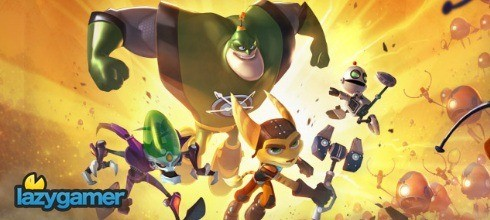 Ratchet & Clank: All 4 One Debut Trailer 2