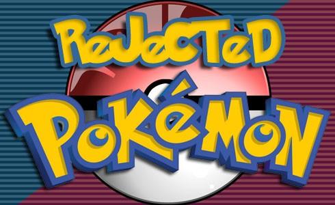 Six Rejected Pokémon Designs 8