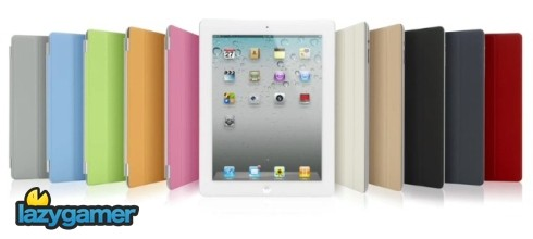 Epic's Mark Rein is pretty excited about the iPad 2 2
