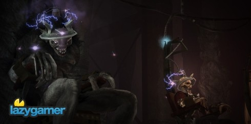 Fable III Traitor's Keep DLC Review - Alcatraz meets Albion 7