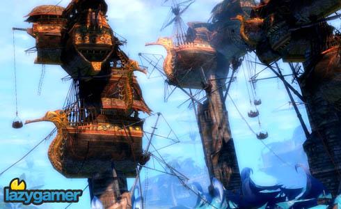 Guild Wars 2: Lion's Arch Trailer 2