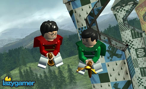 Lego Harry Potter: Years 5-7 announced 2