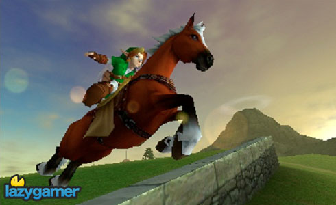 New Ocarina of Time 3D Trailer 2