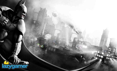 Amazing Batman Arkham City 3D screenshot 2