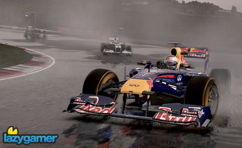 F1 2011 developer diary 2