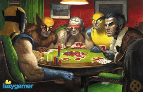 Wolverinemany