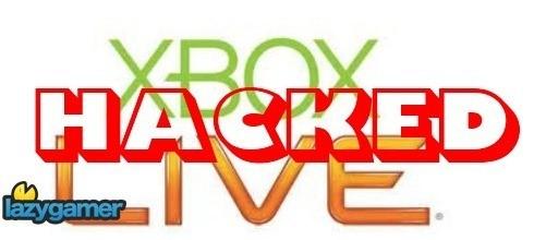 XboxLiveHacked