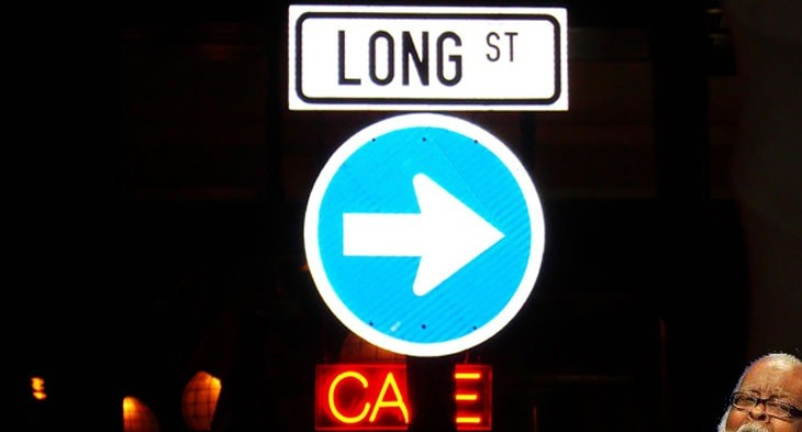 This is too damn Long street!