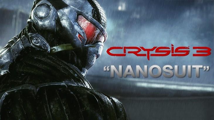 Crysis 3 Nanosuit