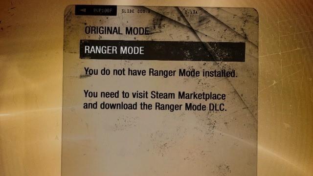 MetroRangerMode