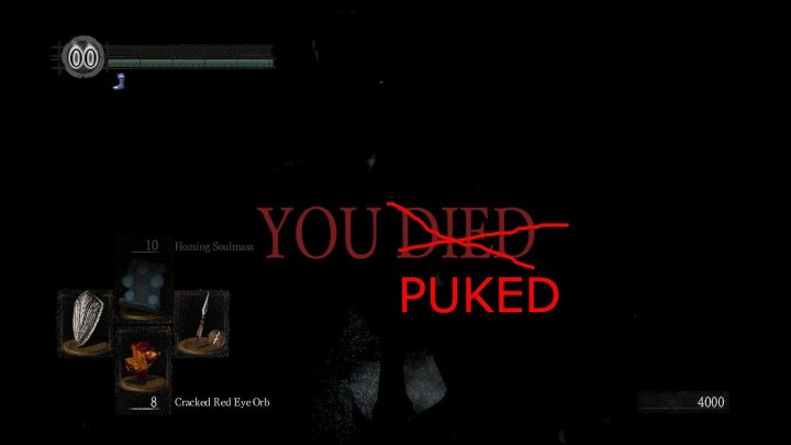 As if Dark Souls wasn't difficult enough 2