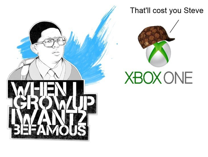 Xbox One say what
