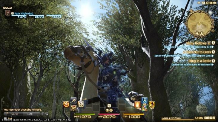 Final Fantasy XIV: A Realm Reborn Preview 5