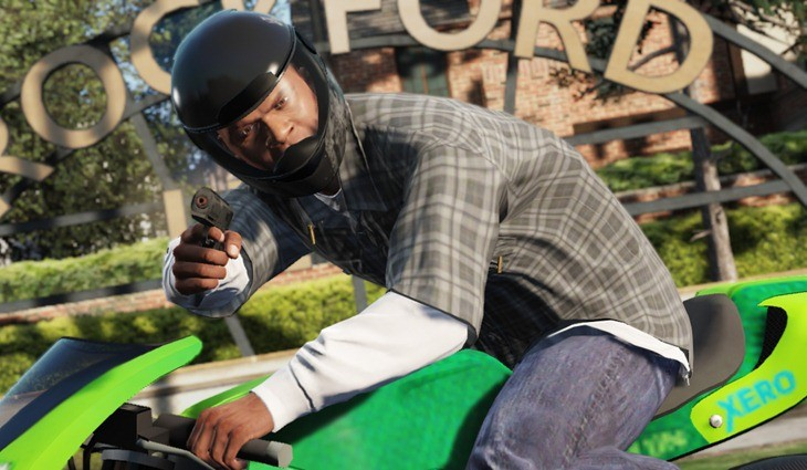 GTA V Review – Michael Learns to Rockstar 4