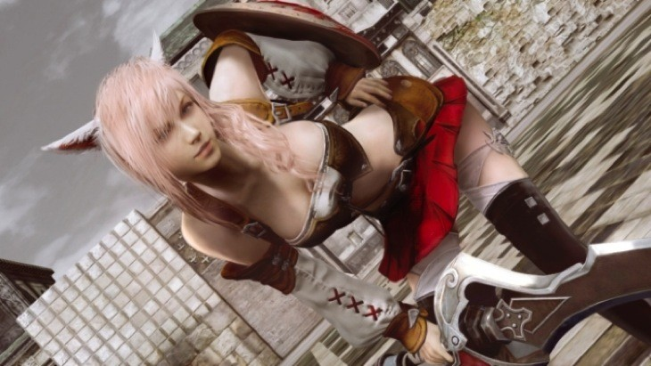 Lightning Returns FF XIV costume