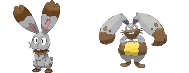 Poke evoltuion (4)