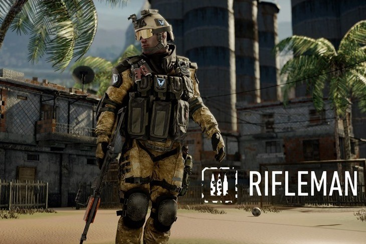 RiflemanMale