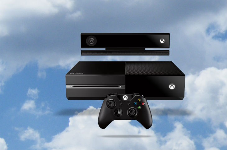 Xbox in the clouds