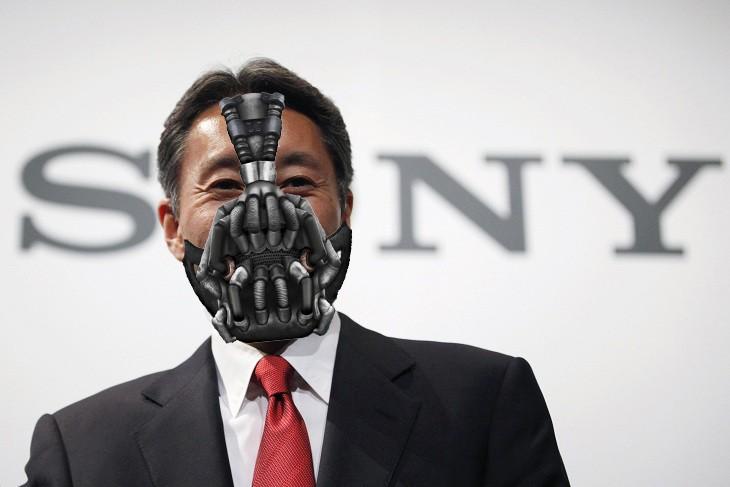 Sony Kaz Hirai