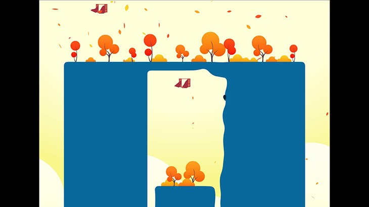 Jumping off jelly walls is ever so much fun