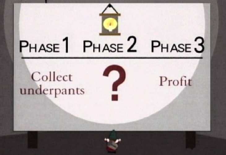 discovering phase 2 would be quite an achievement
