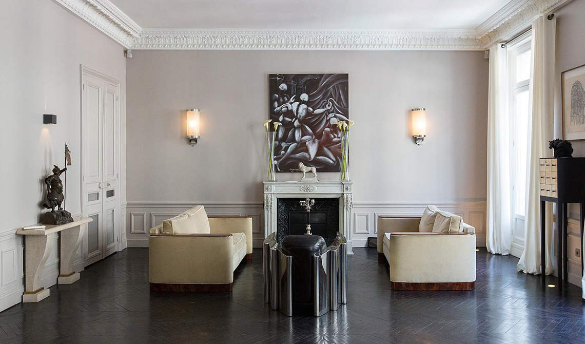 Apartment for sale in Golden Triangle, the 8th arrondissement of Paris - 1
