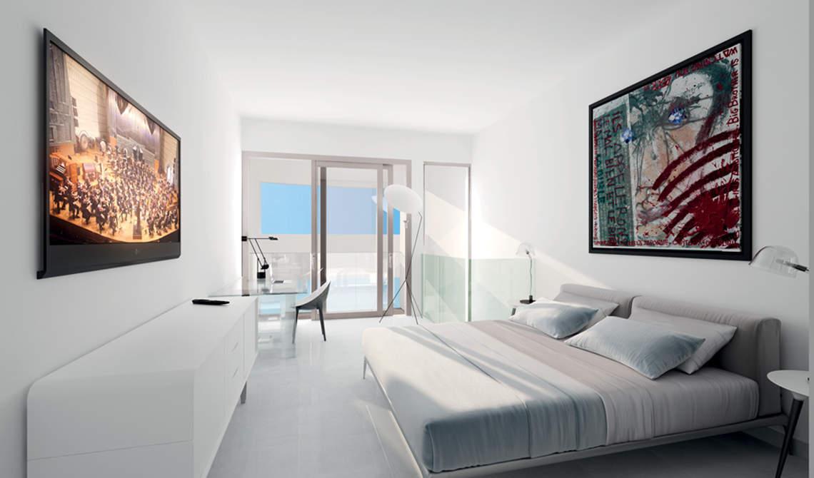 Apartments for sale in new residence Stella, La Condamine - 2