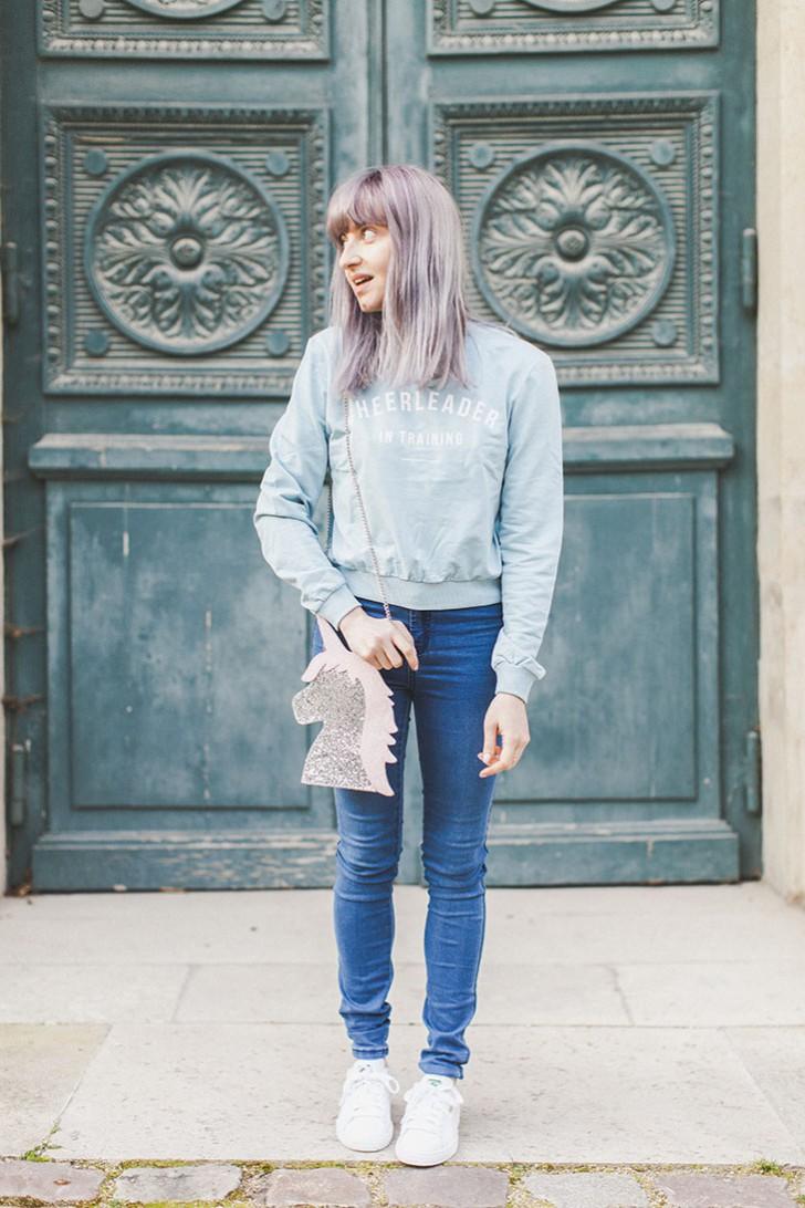 Cheveux violets bleus-39