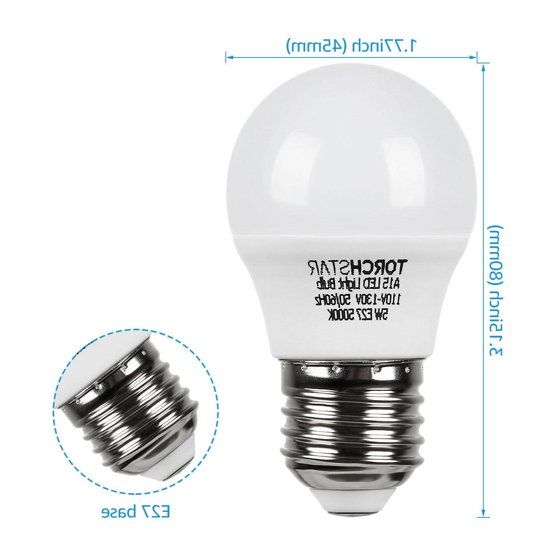 A15 Led Light Bulb 450lm 5w