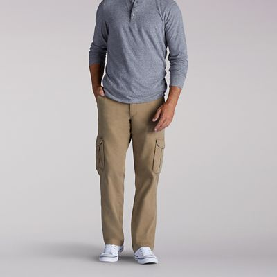 Relaxed Fit Belted Kerr Cargo Pants   Shop Mens Pants at Lee
