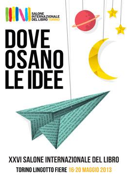 Salone del libro di Torino: dove osano le idee
