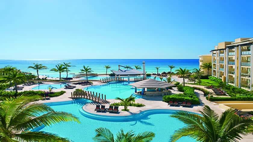 Temptation Cancun Honeymoon