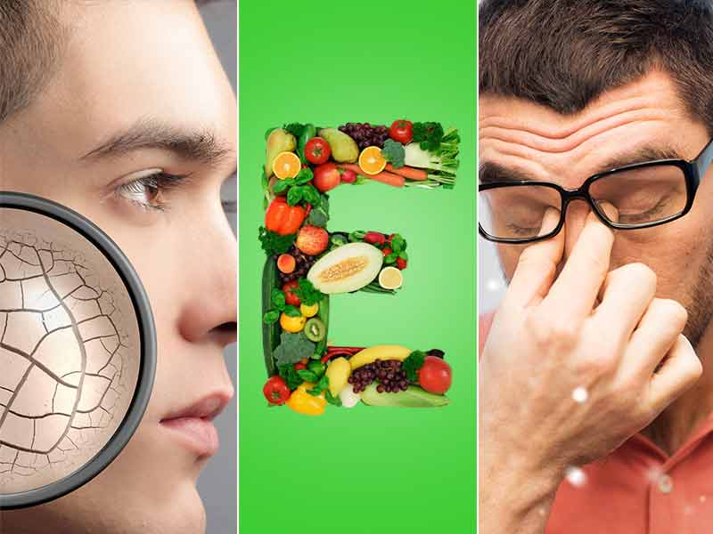 Vitamin E Deficiency: The Common Signs Of Vitamin E ...
