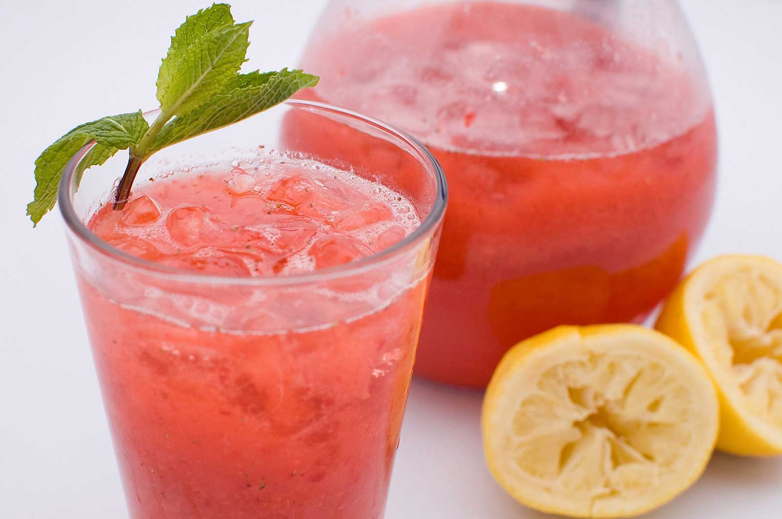 Strawberrie Lemonade