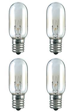 sicherheit gebaudeinstandhaltung four bulbs 25t8n clear 25 watt 120 volt e17 intermediate base 25w microwave etc business industrie digitalmarketingcourseindehradun com