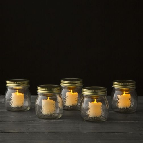 Mason jars are a great addition to any home. With Society19's ultimate guide, transform simple mason jars into decorative statement pieces for every room.