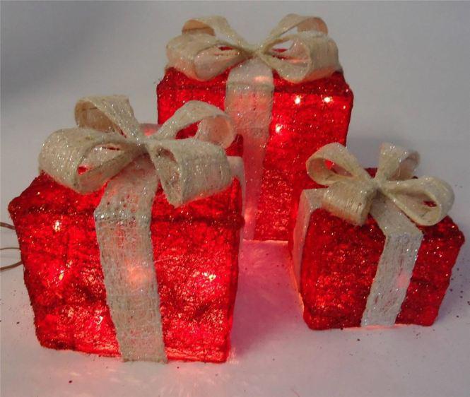 Light Up Decoration Christmas Gift Bo 81x188frsp Lrgscalexs03613 20red 20bo
