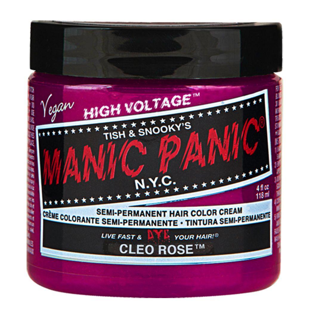 Manic Panic Classic Amp Creamtone Hair Dye Vegan Semi Permanent All Cream Colours