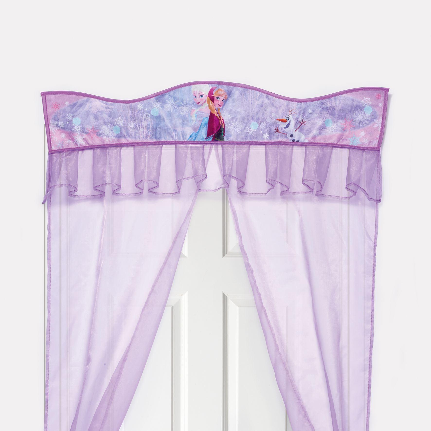 Disney Frozen Door Decor Curtain New Official Bedroom