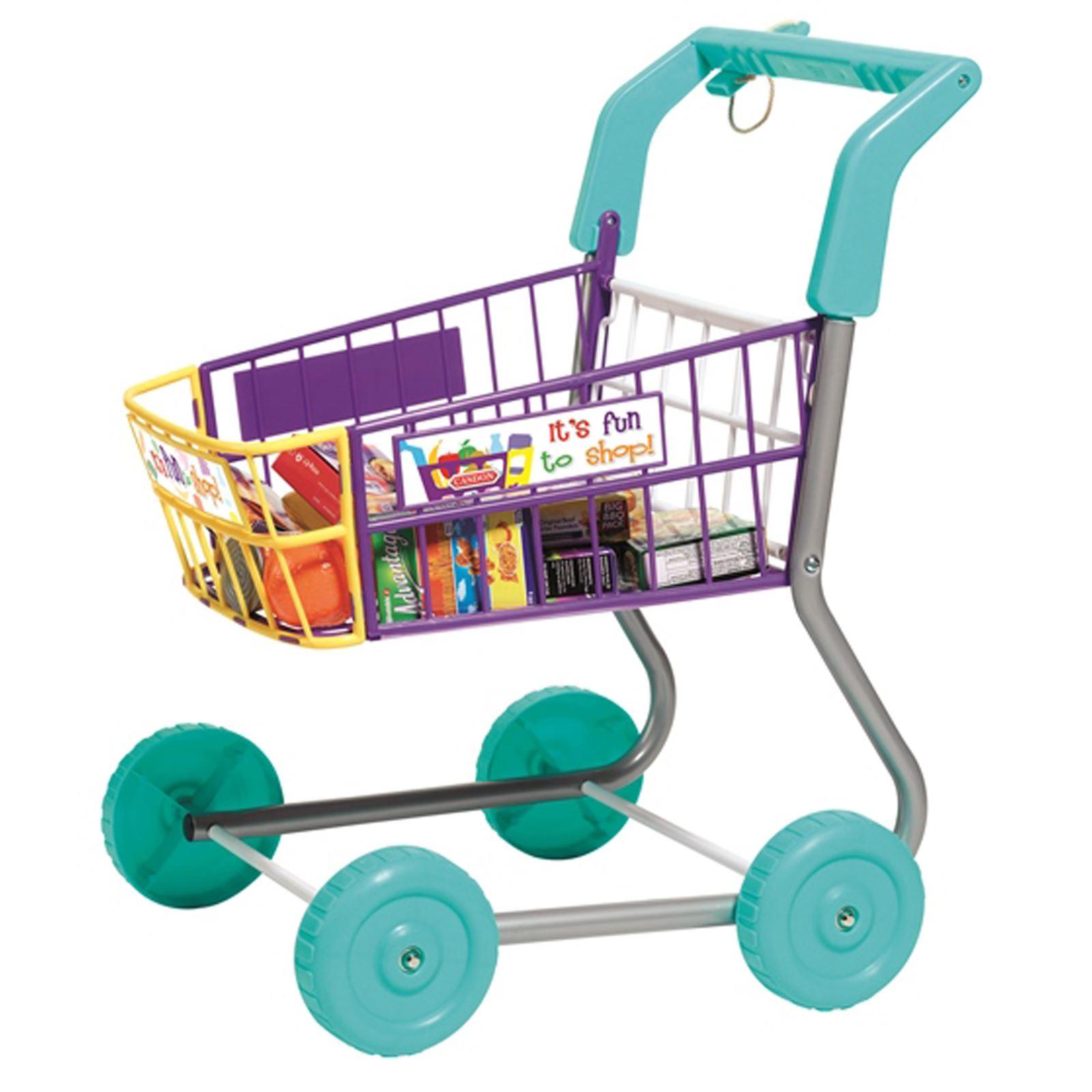 Casdon Chariot DE Shopping Jouet Little Shopper A Faire