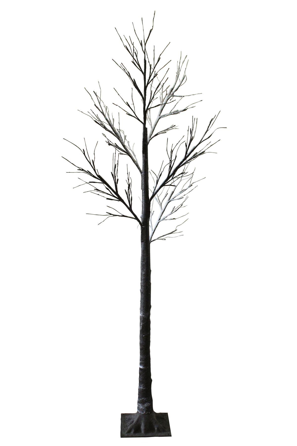 Christmas Pre Lit Twig 120 Led Floor Standing 7ft 210cm