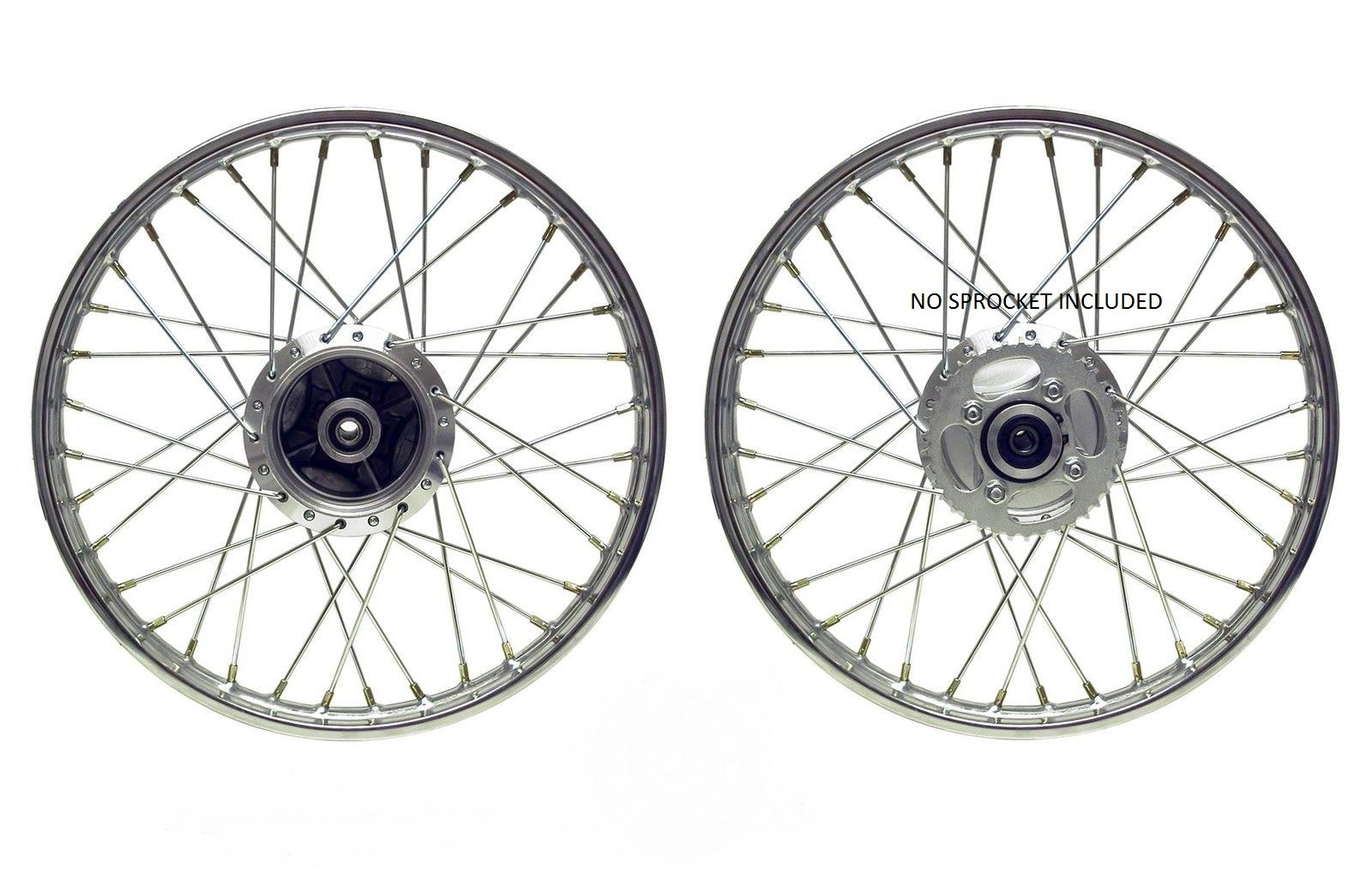 Honda Cg125 Rear Wheel 18 With Outer Of Hub 160 Mm